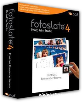 ACD FotoSlate 4 Photo Print Studio