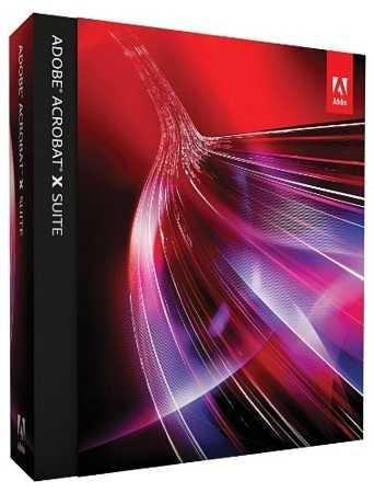 Adobe Acrobat X Suite 1.0