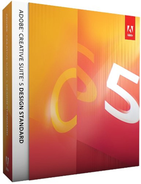 Adobe Creative Suite 5.5 Design Standard 5.5