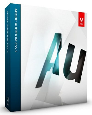 Adobe CS5.5 Audition 4