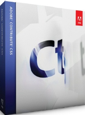 Adobe CS5 Contribute 6.0