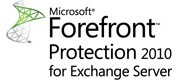 Microsoft Forefront Protection for Exchange (FPE) 2010