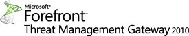 Microsoft Forefront Threat Management Gateway (TMG) Standard Edition 2010
