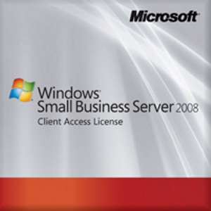 Microsoft Windows Small Business CAL Suite 2008