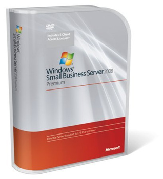 Microsoft Windows Small Business Server Premium 2008 (OEM)