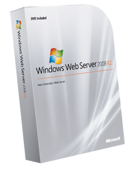 Microsoft Windows Web Server 2008 R2 (OEM)