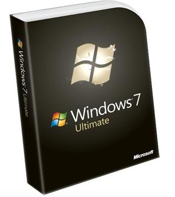 Microsoft Windows 7 Максимальная (Windows 7 Ultimate Edition)