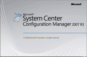 Microsoft System Center Configuration Manager Server 2007 R3