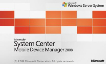 Microsoft System Center Mobile Device Manager Server 2008