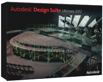 Autodesk Design Suite Ultimate 2012