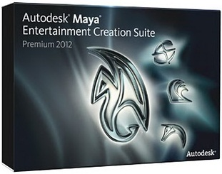 Autodesk Maya Entertainment Creation Suite Premium 2012