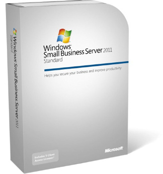 Microsoft Windows Small Business Server Standard 2011