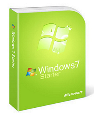 Microsoft Windows 7 Начальная (Windows 7 Starter Edition)