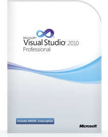 Microsoft Visual Studio Professional with MSDN 2010
