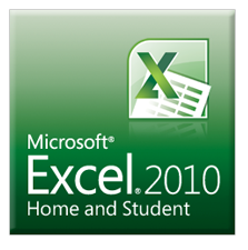 Microsoft Office Excel Home and Student 2010