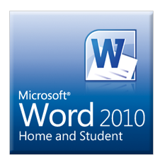 Microsoft Office Word Home and Student 2010