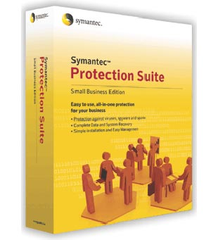 Symantec Protection Suite Small Business Edition 3.0